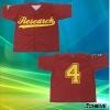 Custom 100%polyester baseball jersey