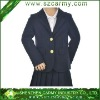 school uniform set, kids blazer jacket and school uniform plaid skirt