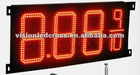 LED Gas Price Displays With USA Certificate FCC