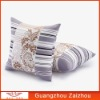 6538 Car or home decorate new and high quality pure cotton fabric and square throw pillow