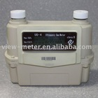 High/Stable Accuracy Smart G4 Ultrasonic Gas Meter with Built-in Lithium Battery