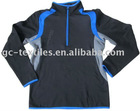 Men's Spandex Fleece Jacket with LED