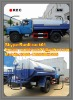 dongfeng 140 water sprinkler truck