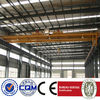 Double beam rail lifting crane