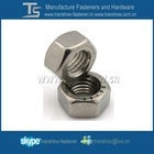 SS304 A2-70 Stainless Steel Hex Nut