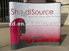 pop up backdrop for advertising