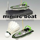 Mini radio controlled sport boat