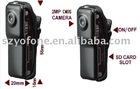 hidden car key mini camera