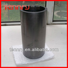 carbon graphite crucible