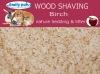 Hamster bedding(white wood shaving)