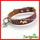 Leather Dog Collar For Dog Decoration Brand New In 2012