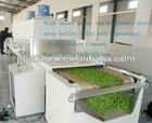green tea/black tea microwave drying sterilization equipment moisture <5%