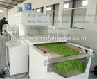 green tea/black tea microwave drying sterilization equipment moisture <5%