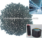 PET/PBT black fiber masterbatch for POY, FDY