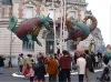 beauty wholesale inflatable helium balloon