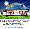 Double side printing machine A starjet 77802L