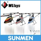 4ch RC remote control single blade V911 helicopter with gyro