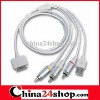 Hot Composite AV Cable for iphone