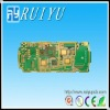 6 layer mobile phone pcb with ENIG surface finishing