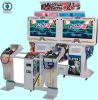 Video Game Machine (Time Crisis 4)