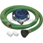 Pump hose assembly