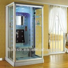 rectangle glass steam shower cabin/unit/enclosure/cubicle/cabinet HS-086