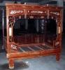 Classical furniture antique bed