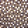 glass mix stone mosaic