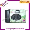 Single Use disposable Camera with Flash