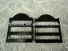 30mm black ladder lock buckle