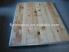 Wooden pallet for block/brick