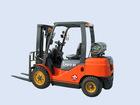 3.5 Ton LPG Forklift Truck