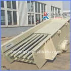 Long lifespan stone vibrating feeder with uniform throughput