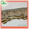 Naturl fashion dyeable bridal feather