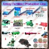 organic compound fertilizer production equipment