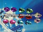 Wholesale fashion loose jewelry acrylic rhinestones!Discount price jewelry water drop acrylic rhinestones!