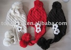 Earflap Hat for Girls