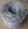 Factory--- PVC coated / Galvanized cheap barbed wire