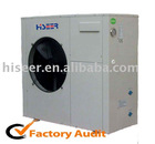 high COP air source heat pump