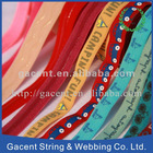 Folderover elastic band for underwear