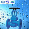 WJ41H-16 Globe valve Grey iron/Stainless steel Low pressure manual/flange globe valve