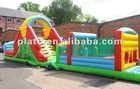 2012 new style inflatable obstacle