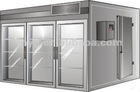 walk in freezer cold room