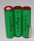 nimh AA 1200mah 3.6V battery pack
