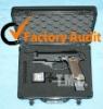 Fashion Black Aluminum Gun Case