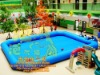 Inflatable Large artificial pool