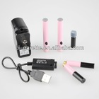 2012 latest products mini e cigarettes slim e cig 510 various color available