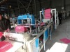 China Multifuction Nonwoven Fabric Bottom-gusset bag making machine