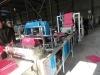 China Multifuction Nonwoven Fabric Bottom-gusset bag making machine