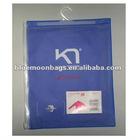 Hotsale 2012 new listing pvc hook bag for underware packing